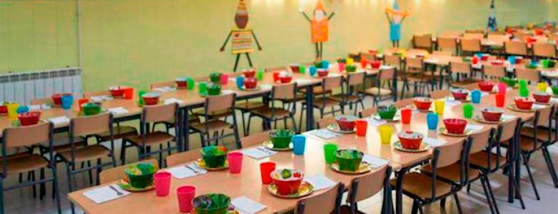 Acuerdo para restablecer el servicio de comedor escolar