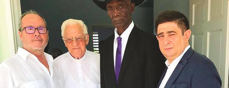 La diputación de Jaén y Mensajeros de la Paz abren un centro de salud en Haití en 2019
