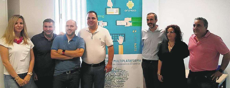 Innovador Ciclo Formativo En El Instituto Fernando Iii