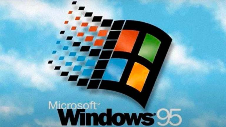 Cumple 25 años Windows 95