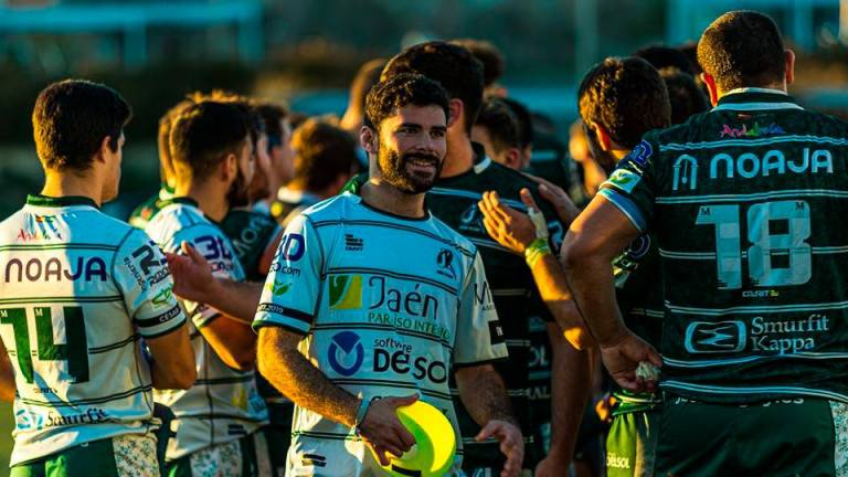 El Jaén Rugby sigue imparable