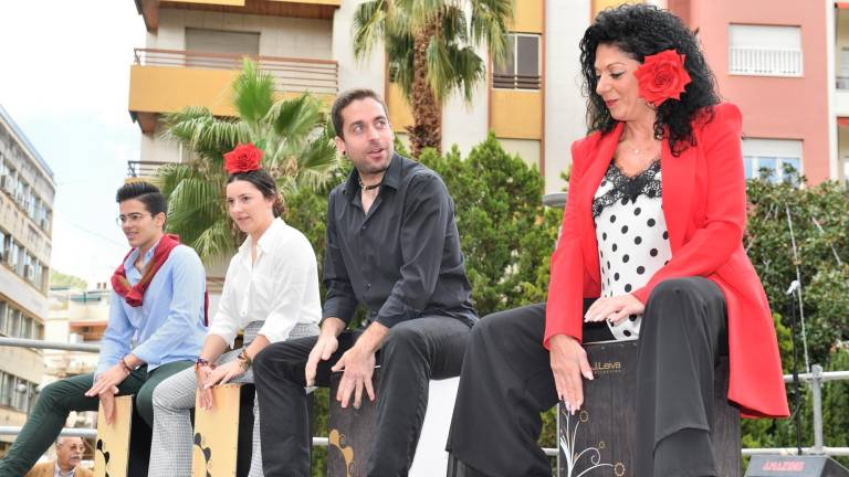 El flamenco es absoluto protagonista