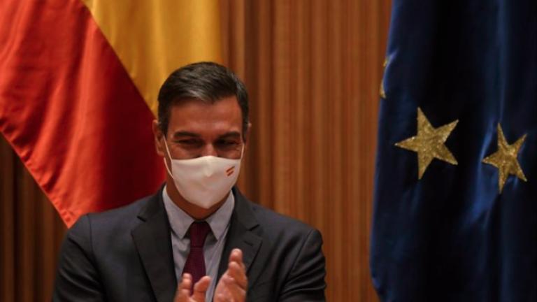 Pedro Sanchez bloquea la comunicación con Barcelona a los usuarios que estén en Málaga