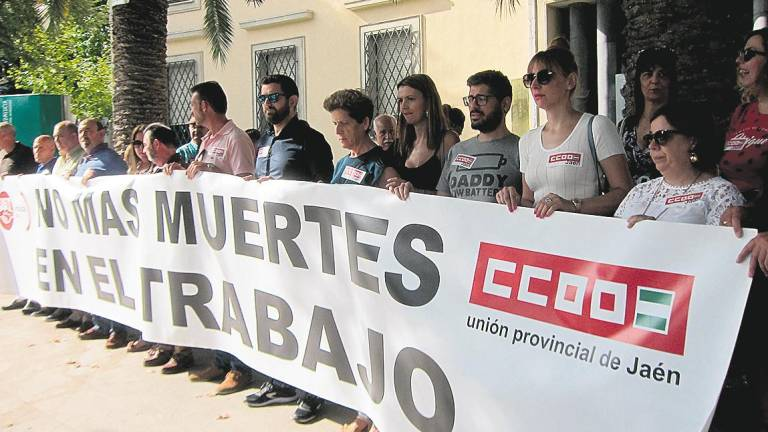 "Víctimas de los accidentes laborales que son ""invisibles"""