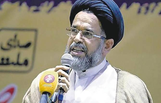 Resultado de imagen para Fotos de El ministro de Inteligencia del régimen iraní