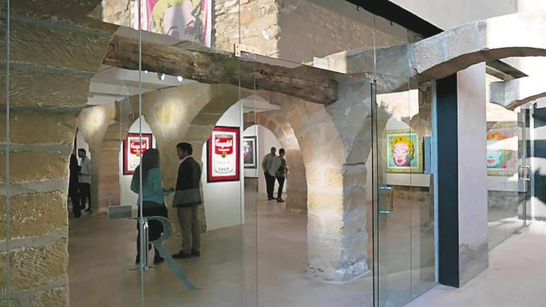 La galería Renace retoma su actividad