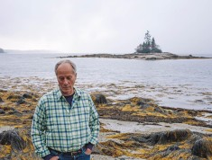 Richard Ford en Maine.