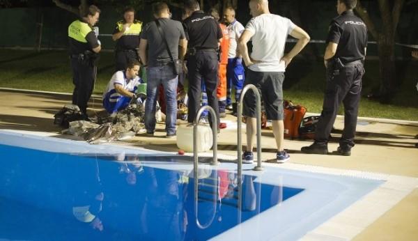 Muere ahogado un menor marroqu en la piscina de la salobreja - Piscina de jodar ...