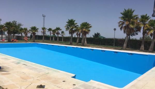 La piscina de lahiguera abre por fin al p blico el d a 14 - Piscina de jodar ...