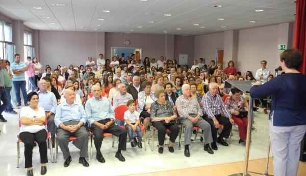 Homenaje a los mayores en valdepe as - Tanatorio valdepenas ...
