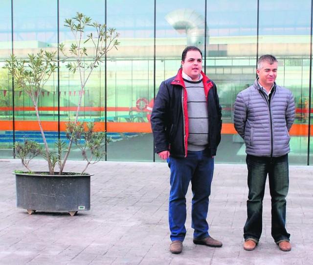 Finalizan las obras de mejora de las instalaciones de la for Piscina cubierta linares