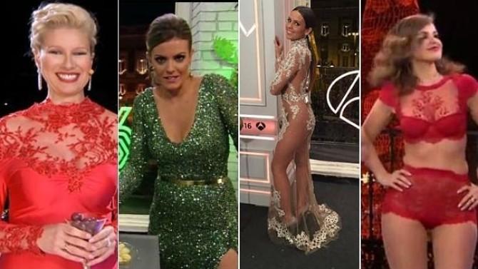 los looks de las campanadas 2016