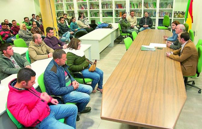 Ayudas para el relevo generacional en agricultura for Oficina comarcal agraria