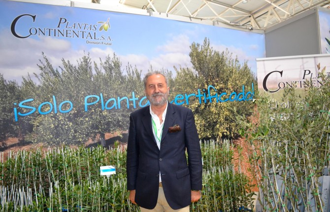 Juan Requena Ruiz, CEO de Plantas Continental S.A.