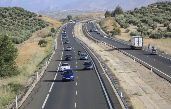 Análisis. El informe realiza un estudio sobre la accidentalidad en las carreteras.