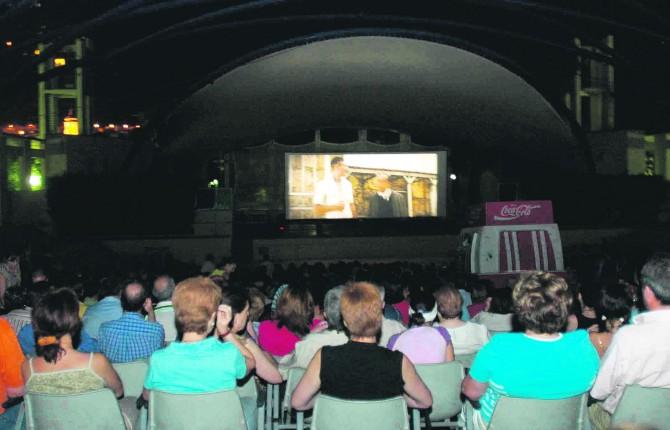 Más De 6500 Espectadores En El Cine De Verano De La Alameda