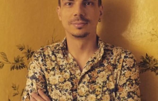 El dramaturgo Alberto Conejero.