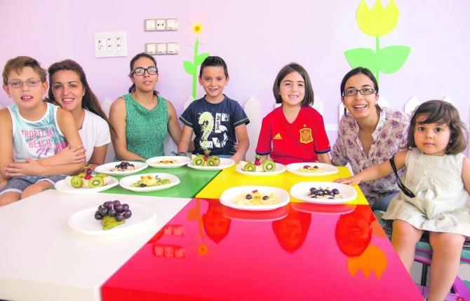 Taller de cocina creativa para niños