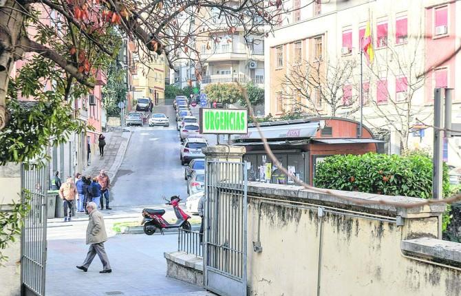 Un Audaz Ladron Roba En El Ambulatorio Frente A La Policia