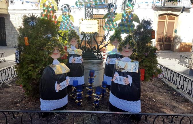 Objetos Reciclados Para Decorar La Navidad - Objetos-reciclados-para-decorar
