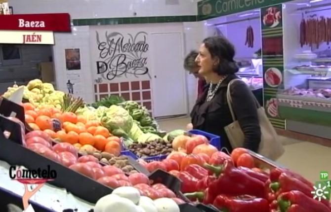 High Quality PESCADO. Puestos Del Mercado Municipal De Baeza.