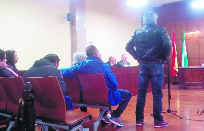 levas burdel drogas en Jaén