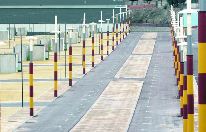 PROPOSICIÓN. La Asociación de Campistas Aire Libre pone como opción donde aparquen temporalmente las caravanas el recinto ferial.